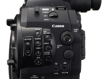 Rent: Canon C500