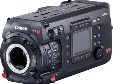 Rent: Canon C700