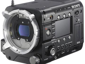 Rent: Sony F55