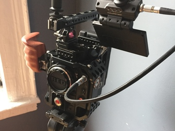 Rent: RED Epic Dragon 6K ready to shoot