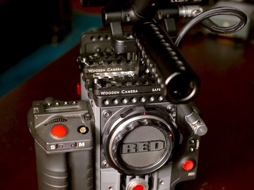 Rent: RED SCARLET-X PRODUCTION READY PACKAGE