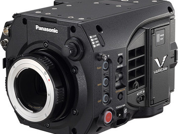 Rent: Panasonic Varicam 35