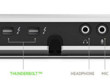 Rent: Thunderbolt  Express Dock by belkin 1st Gen