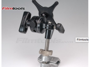 Rent: Filmtools VESA 100mm Monitor Mount & 5/8 Pin