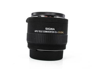 Rent: Sigma 2x EX APO Teleconverter, Nikon Fit