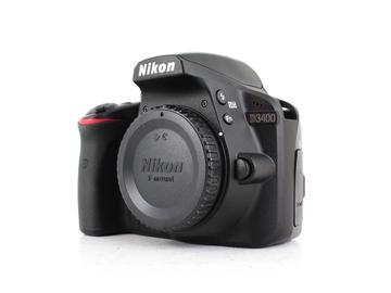 Rent: Nikon D3400
