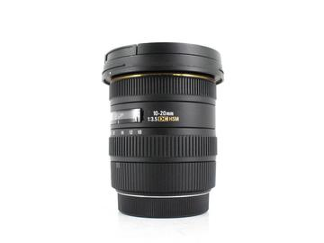Rent: Sigma 10-20mm f/3.5 EX DC HSM, Canon EF-S Fit