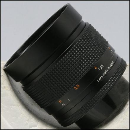 Zeiss CONTAX 85mm Planar T F1.4