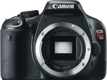 Rent: Canon Rebel T2i