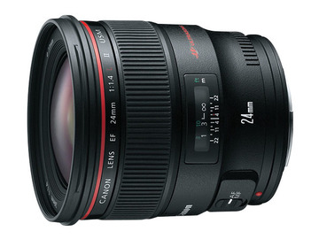 Rent: Canon 24mm f/1.4L II