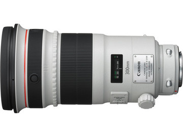 Rent: Canon EF 300mm f/2.8 L USM