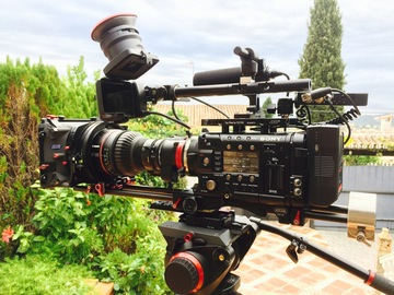Rent: Sony PMW-F55 Cinealta Super 35 Camera package