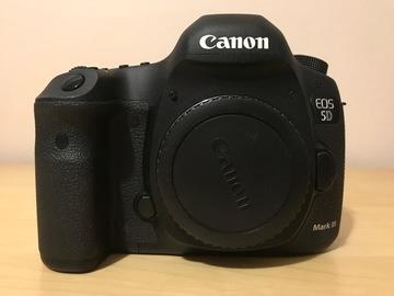 Rent: Canon EOS 5D Mark III + (6) Batteries