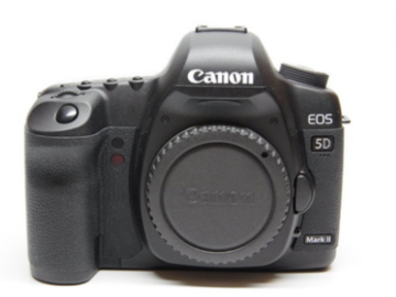 Rent: Canon 5D MkII + (4) CF Cards + (3) Batteries - (2 of 2)