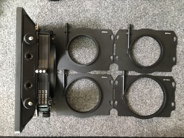 Rent: Arri LMB15 3 Stage Clamp On Matte Box Kit (Aftermarket)