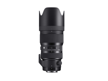 Rent: Sigma 50-100mm f/1.8 Art Lens for Canon + EF-E Adapter + ND