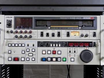 Rent: Sony BVW-75 Betacam SP Recorder