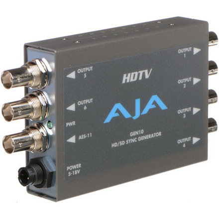 AJA Gen10 Sync Box