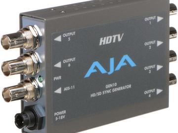 Rent: AJA Gen10 Sync Box