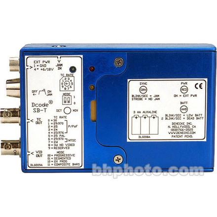 Denecke SB-T Timecode / Lock It Box