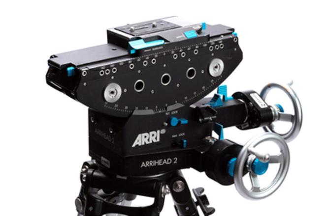 Arri Arrihead 2 Geared Head