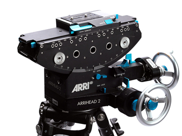 Rent: Arri Arrihead 2 Geared Head