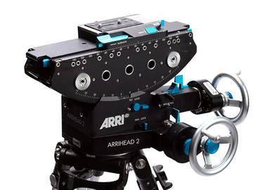 Rent: Arri Arrihead 2 Geared Head