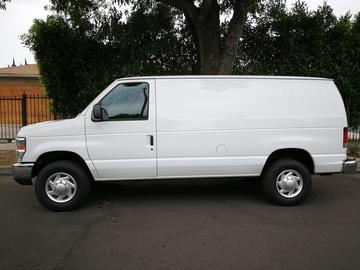 Rent: Camera, Grip, Electric Cargo Van, Empty Van/2 ton