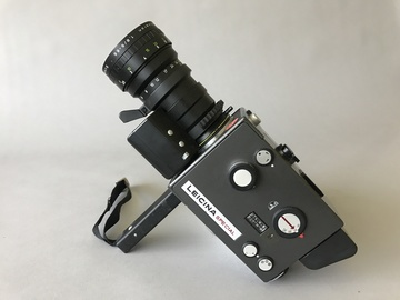 Rent: Leicina Special Super 8 Camera with Intervalometer by Leica