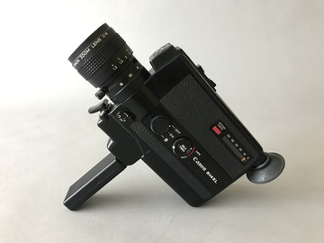 Rent: Canon 514 XL Small and Compact Super 8 Camera
