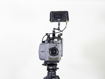 Sony F65 CineAlta Package. 2 crew, Support, Lenses, Power