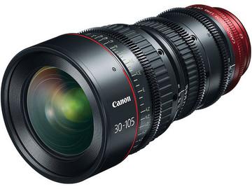 Rent: Canon CN-E 30-105 T2.8