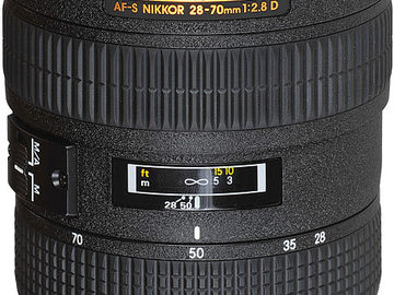 Rent: Nikon 28-70 f2.8