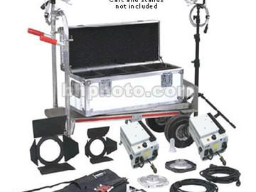 K5600 Joker HMI Kit - 2 Lights. 400w/200w with hard case