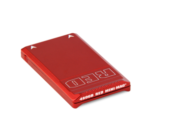 Rent: (3) RED Mini Mags 500GB