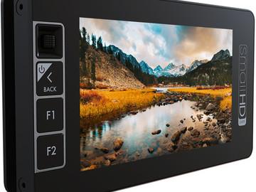 "Rent: SmallHD 503 UltraBright 5"" 1080p Monitor 001"