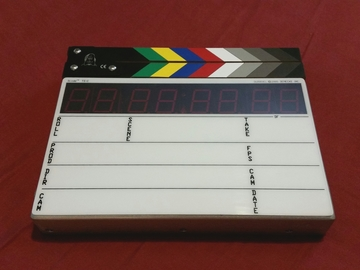 Rent: Denecke TS-C timecode smart slate