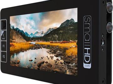 "Rent: SmallHD 503 UltraBright 5"" 1080p Monitor 002"