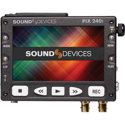 Sound Devices PIX 240 Monitor and Recorder