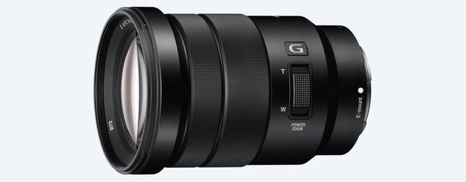 Sony E-Mount 18-105mm F4 G-Series