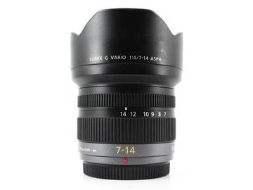 Rent: Panasonic Lumix G Vario 7-14mm f/4 ASPH