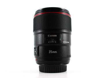 Rent: Canon EF 35mm f/1.4 L USM II