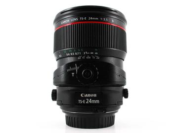 Rent: Canon TS-E 24mm f/3.5 L II