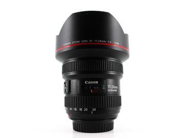 Rent: Canon EF 11-24mm f/4 L USM