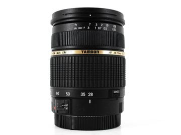 Rent: Tamron SP AF 28-75mm f/2.8 XR Di LD Aspherical (IF) Macro, Canon EF Fit