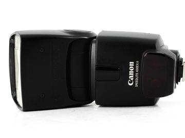 Rent: Canon 430EX II Speedlite
