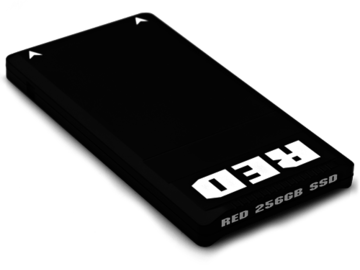 "Rent: 256GB Redmag 1.8"" SSD Media Card"