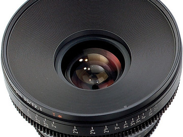 Rent: 35mm Zeiss CP2 T2.1 (114mm-D)