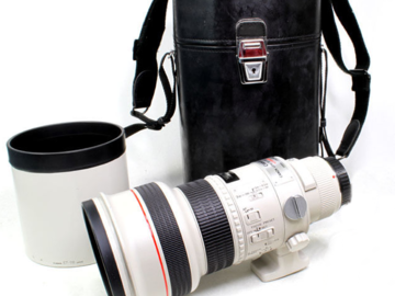 Rent: Canon 300mm
