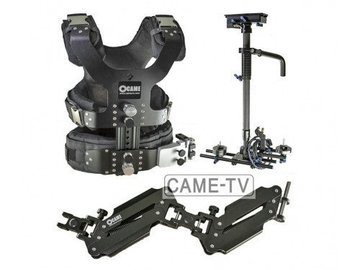 Rent: CAME-TV 2.5-15kg Steadicam
